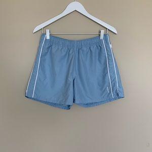 Vintage | Reebok Light Blue Running Shorts